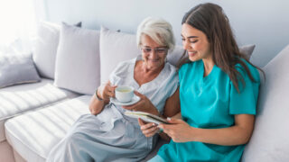 comment rendre le domicile d'un senior